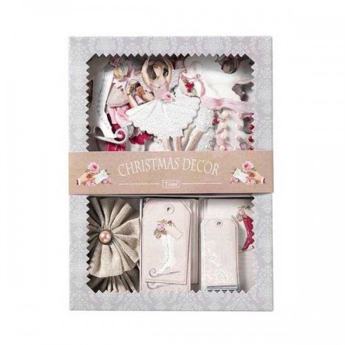 Tilda Christmas decor kit